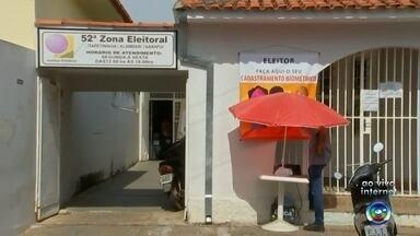 Cartórios eleitorais abrem para cadastramento biométrico na região de Itapetininga - Plantão será neste sábado (11). É recomendável agendar horário no site do TRE-SP para maior agilidade no atendimento.