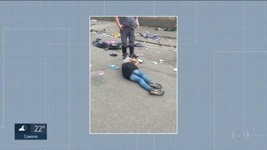 Morre a mulher baleada na Cracolândia - As autoridades não sabem de onde partiu o tiro nem o nome da vítima.