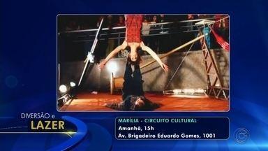 Confira a agenda cultural deste final de semana - Fernanda Ubaid traz os destaques da agenda cultural para esse final de semana.