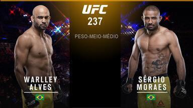 Warlley Alves x Sergio Moraes