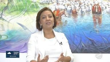 Em MS, diretora do TCU diz que Previdência não é principal problema da economia - A diretora da Associação da Auditoria de Controle Externo do Tribunal de Contas da União (TCU), auditora federal Lucieni Pereira, participou em Campo Grande de debate sobre a Reforma da Previdência.