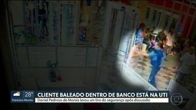 SP1 - Edição de terça-feira, 14/05/2019 - Lama invade ruas e casas na Brasilândia. Estudo mostra que ter contato com a natureza ajuda a tratar doenças. ONG prepara alunos para o mercado de trabalho. Cliente baleado dentro de banco está na UTI.Curso ajuda quem organiza bloco de rua.
