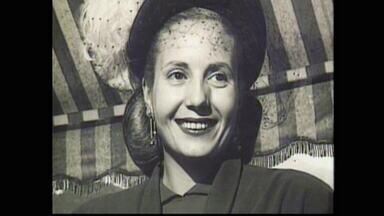 Os 100 anos de Evita Perón