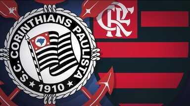 Corinthians e Flamengo se enfrentam nas oitavas de final da Copa do Brasil - Corinthians e Flamengo se enfrentam nas oitavas de final da Copa do Brasil