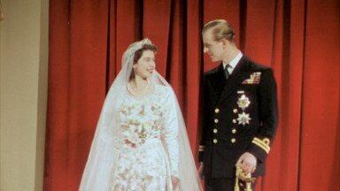 Elizabeth e Philip – Bodas de Platina