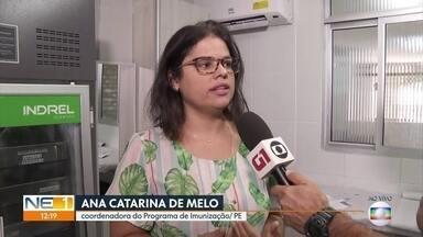 Estado confirma morte de bebê por coqueluche e autoridades alertam para vacinação - Morte ocorreu em Igarassu, no Grande Recife, no fim de 2018