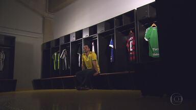 """''Meu Brasil no Mineirão"""" relembra o fatídico episódio do 7 a 1 na Copa de 2014 - ''Meu Brasil no Mineirão"""" relembra o fatídico episódio do 7 a 1 na Copa de 2014"""