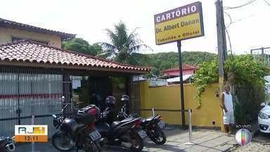 Corregedoria Geral da Justiça do Rio faz inspeção em cartório de Búzios - Cartório recebeu denúncias de fraudes imobiliárias.