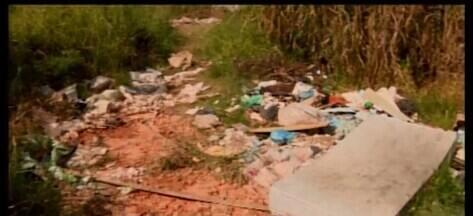 Descarte irregular de lixo é motivo de preocupação em Divinópolis - Promotor do Meio Ambiente fala sobre os riscos e possíveis soluções para o problema.