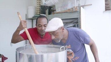 Hoje é dia de cerveja: a artesanal - Tudo começa no caldeirão do mestre cervejeiro