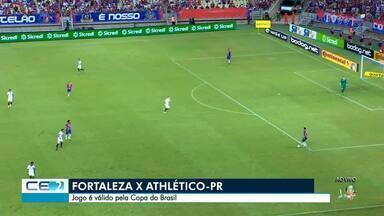 Fortaleza em campo pela Copa do Brasil e Atacante Roger rescindiu contrato com o Ceará - Confira mais notícias em g1.globo.com/ce