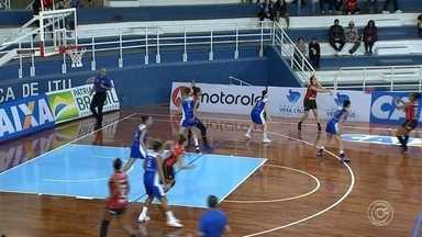 Ituano perde para o Campinas pela Liga de Basquete Feminino - O Ituano perdeu para o Campinas, líder da Liga de Basquete Feminino, em jogo nesta quinta-feira (16).