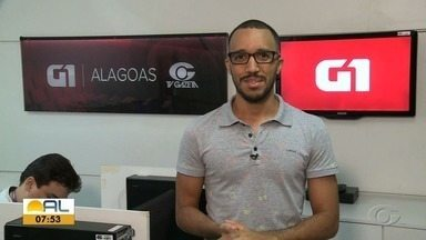 Confira a agenda cultural para o fim de semana em Alagoas - Repórter Derek Gustavo tem as informações.