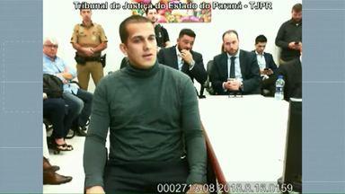 Luiz Felipe Manvailler vai a júri popular - Manvailler é acusado de ter assassinado a esposa Tatiane Spitzner.