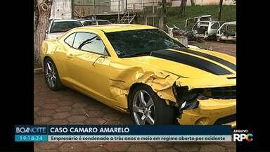 Empresário de Cascavel vai responder por morte em trânsito - Em 2011, ele atingiu uma motocicleta onde estavam duas pessoas. Uma jovem de 18 anos morreu na hora.