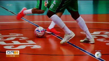 Confira um clipe com os principais lances da 23ª Copa da TV Grande Rio de Futsal - Momentos emocionantes da trajetória dos times nas disputas.