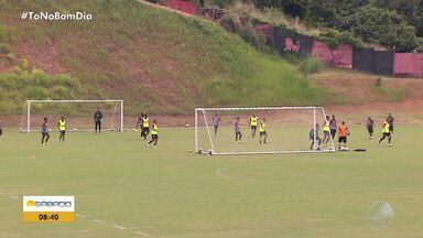 Vitória enfrenta o São Bento neste sábado e Bahia joga contra o São Paulo no domingo - Veja as últimas novidades dos times baianos.