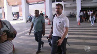 Vitória anuncia Osmar Loss como novo técnico do clube após a saída de Tencati - Esse é o terceiro profissional que assume o posto somente na atual temporada.