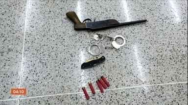 Homem mata três pessoas em igreja após assassinar ex-namorada em MG - Crime aconteceu na noite de terça-feira (21), na cidade de Paracatu. Homem foi baleado pela polícia e segue internado no hospital.