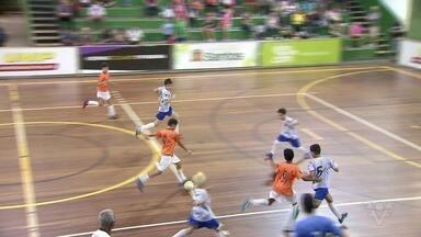 17ª Copa TV Tribuna de Futsal Escolar chega em sua segunda fase - 32 equipes começaram a disputar a próxima fase do torneio, no Ginásio do Rebouças, em Santos.