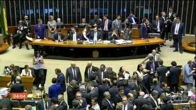 MP da reforma administrativa é aprovada na Câmara - Deputados mantiveram a estrutura de 22 ministérios proposta pelo Governo, mas transferiram o Coaf para o Ministério da Economia.