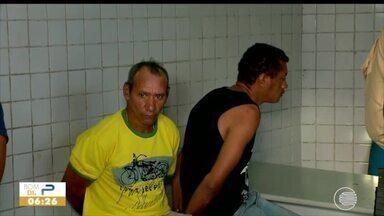 Operação prende acusados de estuprar idosa de 90 anos na Zona Leste de Teresina - Operação prende acusados de estuprar idosa de 90 anos na Zona Leste de Teresina