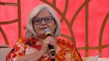 Jussara Freira participa de campanha para cadastrar casos de má formação congênita - O 'Fissurômetro' quer registrar casos do que se conhece como lábio leporino
