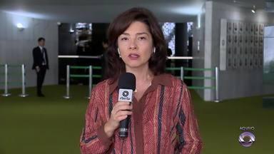 Carolina Bahia fala sobre reunião de reitores em Brasília - Confira o comentário.