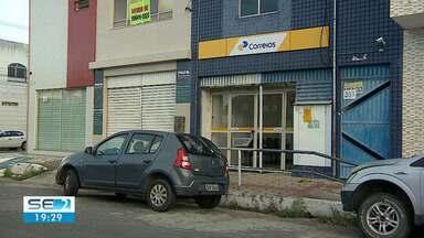 Correios fecharão duas agências em Sergipe até julho - Para o sindicato dos servidores, isso é um motivo de preocupação.