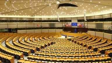 Começam as eleições para o parlamento europeu - Desde esta quinta-feira (23) até domingo (26), eleitores de 28 países elegem seus representantes no parlamento europeu, que tem duas sedes.