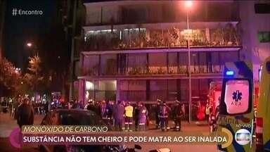 Intoxicação por gás pode ter matado seis brasileiros da mesma família no Chile - Entenda os perigos do monóxido de carbono e como ele pode levar à morte sem que as pessoas percebam. O especialista em gerenciamento de risco diz que é preciso ficar atento e fazer revisão anual em aquecedores