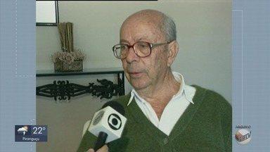 Ex-prefeito de Itajubá, Rosemburgo Romano morre aos 88 anos - Ex-prefeito de Itajubá, Rosemburgo Romano morre aos 88 anos