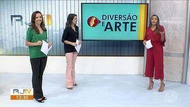 Diversão e Arte traz dicas de eventos para todos os públicos no Sul do Rio - Parte 1 - VR do Rock, Penedo Blues Weekend e show do cantor Vitinho são destaques do quadro.