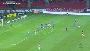 Contra o Paysandu, Inter estreia na Copa do Brasil com vitória - Guerrero é destaque com dois gols marcados.