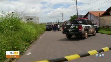 Corpo de mulher encontrado em matagal no Pará, deve ser levado para Dueré - Corpo de mulher encontrado em matagal no Pará, deve ser levado para Dueré