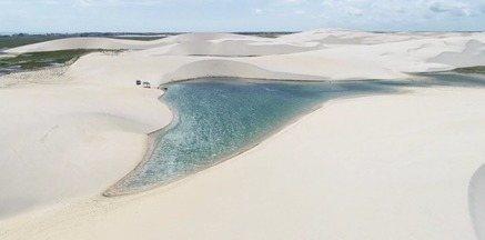 Conheça o novo paraíso do litoral piauiense - Conheça o novo paraíso do litoral piauiense