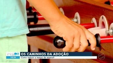 Espera pela adoção - Mato Grosso do Sul.