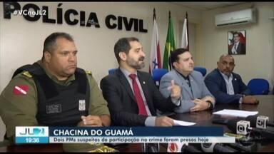 Secretário de Segurança fala sobre a investigação sobre a chacina do Guamá - Secretário de Segurança fala sobre a investigação sobre a chacina do Guamá