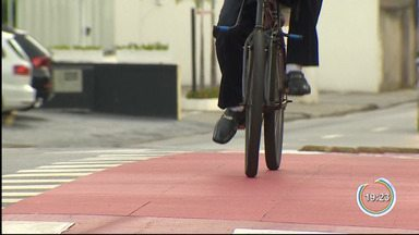Mais ciclistas se acidentaram no trânsito da região - Dado é de pesquisa do Hospital Regional.