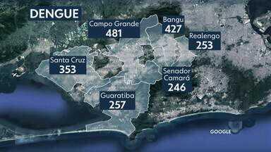 Casos de chikungunya e dengue disparam na cidade do Rio e Estado - O bairro da Urca registrou aumento no número de casos de Zika, dengue e chikungunya.