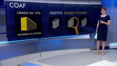 Entenda o que é e como funciona o COAF - O órgão deve voltar ao guarda-chuva do Ministério da Economia depois de ter ficado sob comando do ministro Sérgio Moro