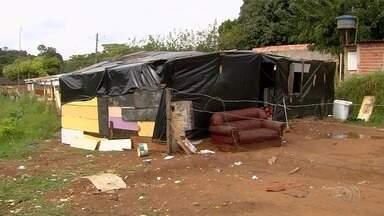 Terciane Fernandes fala dos bastidores de uma reportagem que fez com uma família - Eles moram em um barraco e precisavam de ajuda para se reerguer.