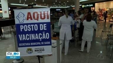 Quatro mortes por influenza são registradas em Alagoas - Mulher que estava com H1N1 morreu em Maceió.