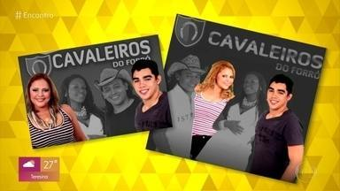 Três vocalistas do grupo Cavaleiros do Forró morreram em acidentes - Gabriel Diniz fez parte da banda e ia gravar com a ex-parceira Dany Myller