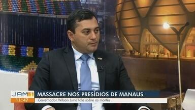 Governo do AM pretende substituir Umanizzare até o fim do ano - undefined