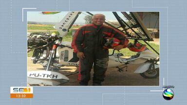 Laudo aponta erros do piloto em acidente com morte em queda de avião em Aracaju - Falta de experiência e manobras sem autorização contribuíram para acidente que aconteceu em dezembro do ano passado.
