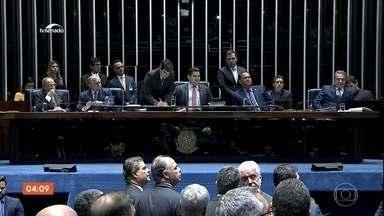 Senado aprova MP da Reforma Administrativa - O texto foi aprovado da mesma forma que saiu da Câmara.