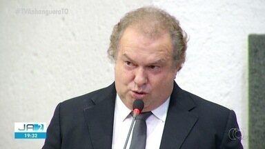 Governador Mauro Carlesse deixa o PHS e assume o partido Democratas - undefined