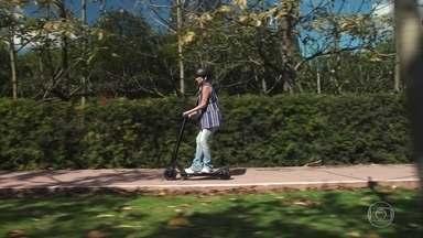 Como andar de patinete com segurança - Veja dicas para guiar defensivamente e os perigos para crianças.