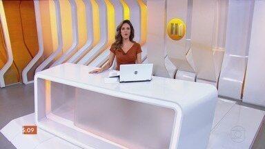 Hora 1 - Edição de segunda-feira, 03/06/2019 - Os assuntos mais importantes do Brasil e do mundo, com apresentação de Monalisa Perrone